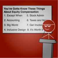Stickman 8 things about equity comp