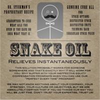 Stickman Snake Oil