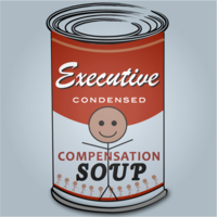 Stickman Executive Pay Soup