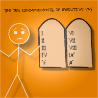 Stickman Ten Commandments