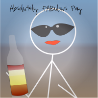 Stickman Absolutely FABulous Pay